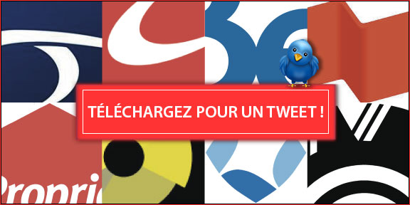 Téléchargez pour un tweet