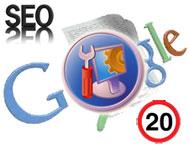 referencement naturel google seo 20 étapes