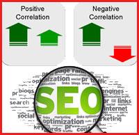 correlation facteurs classement google étude