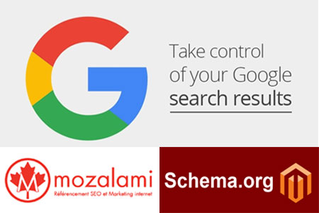 google donnees structurees mozalami